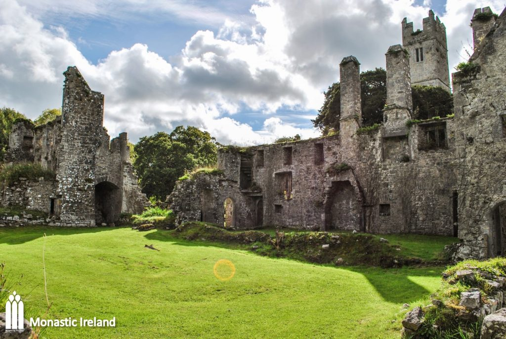Adare Castle Ireland Map.Adare Franciscan Friary Monastic Ireland