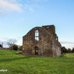 Picture of Augustinian Friary at Callan Co. Kilkenny