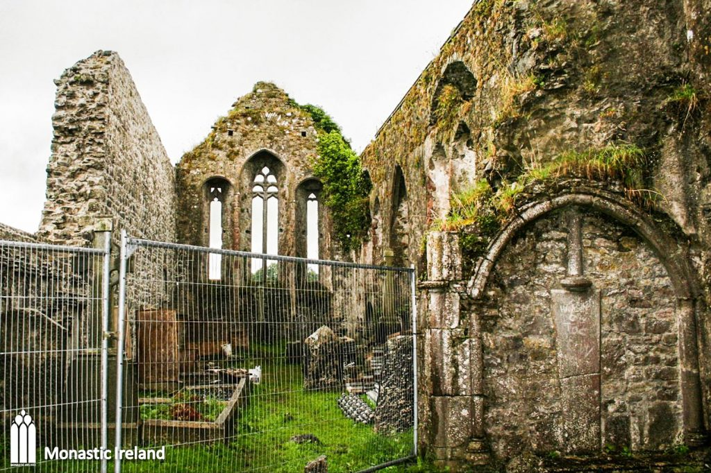 Buttevant Franciscan Friary   Monastic Ireland